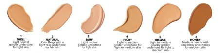 Zmatňujúci make-up