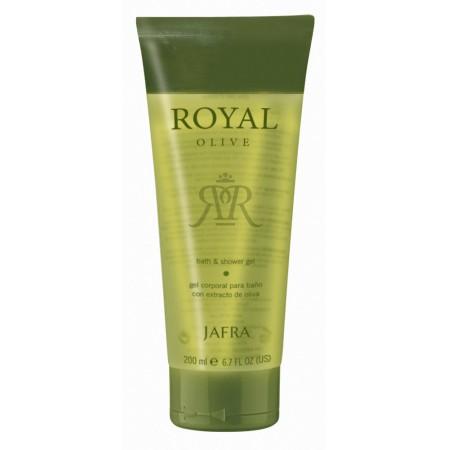 Royal Olive sprchovací/ kúpeľový gél