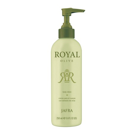 Royal olive telové mlieko