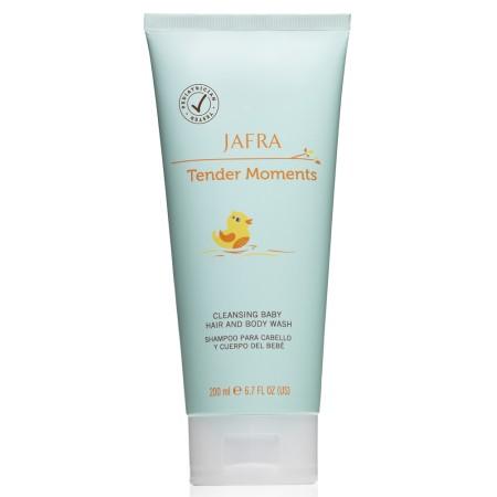 Vlasový & telový šampón pre kojencov a batoľatá